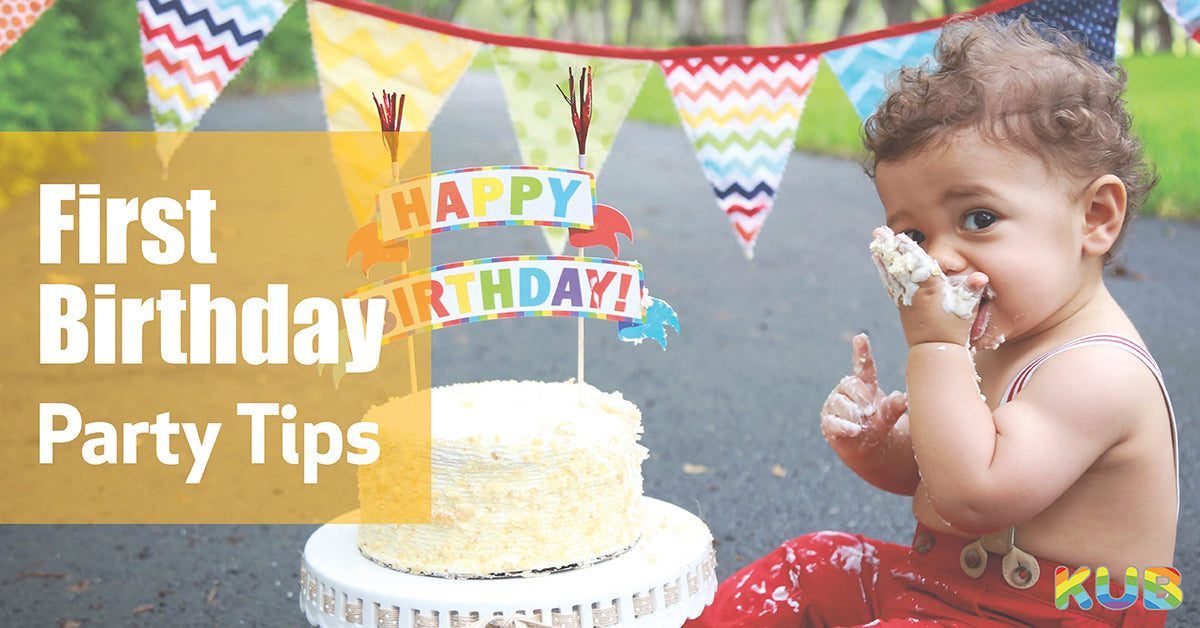 Planning Your Child's First Birthday!