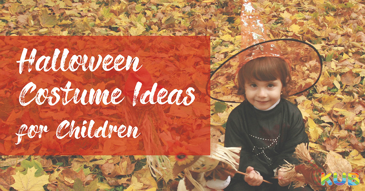 5 Halloween Costume Ideas for your little ones – Handmade v bought!