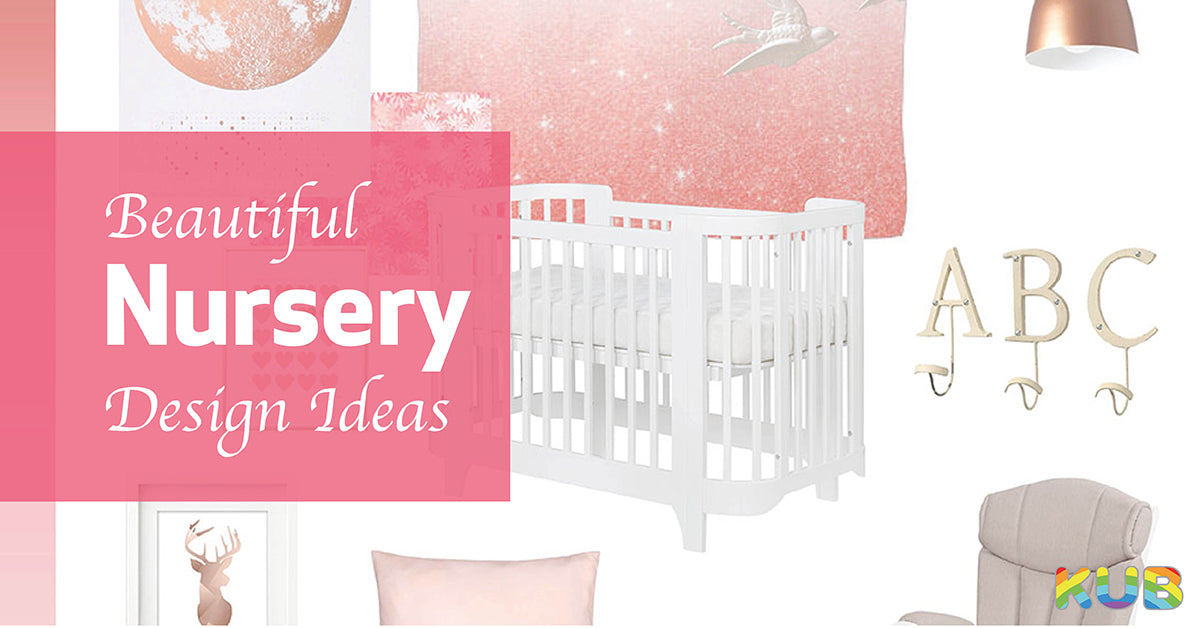 Beautiful Nursery Design Ideas
