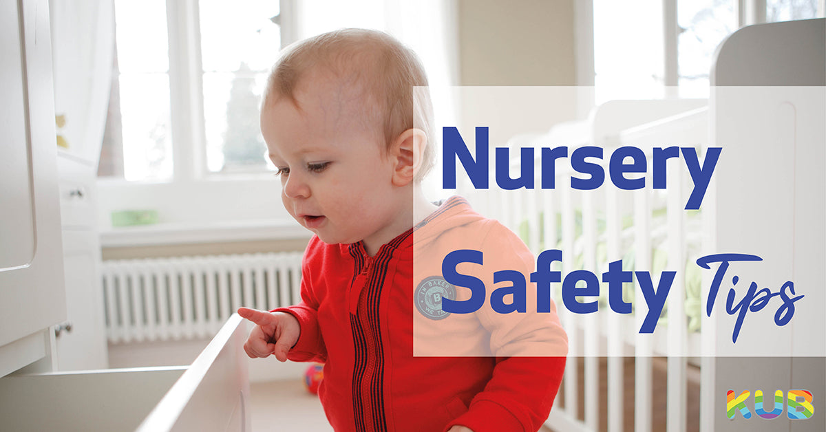 Nursery Safety Tips