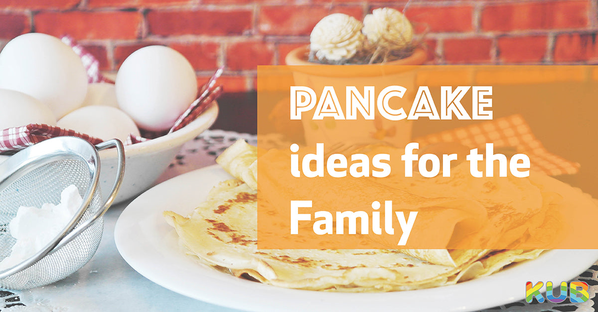 Pancake Ideas for Family