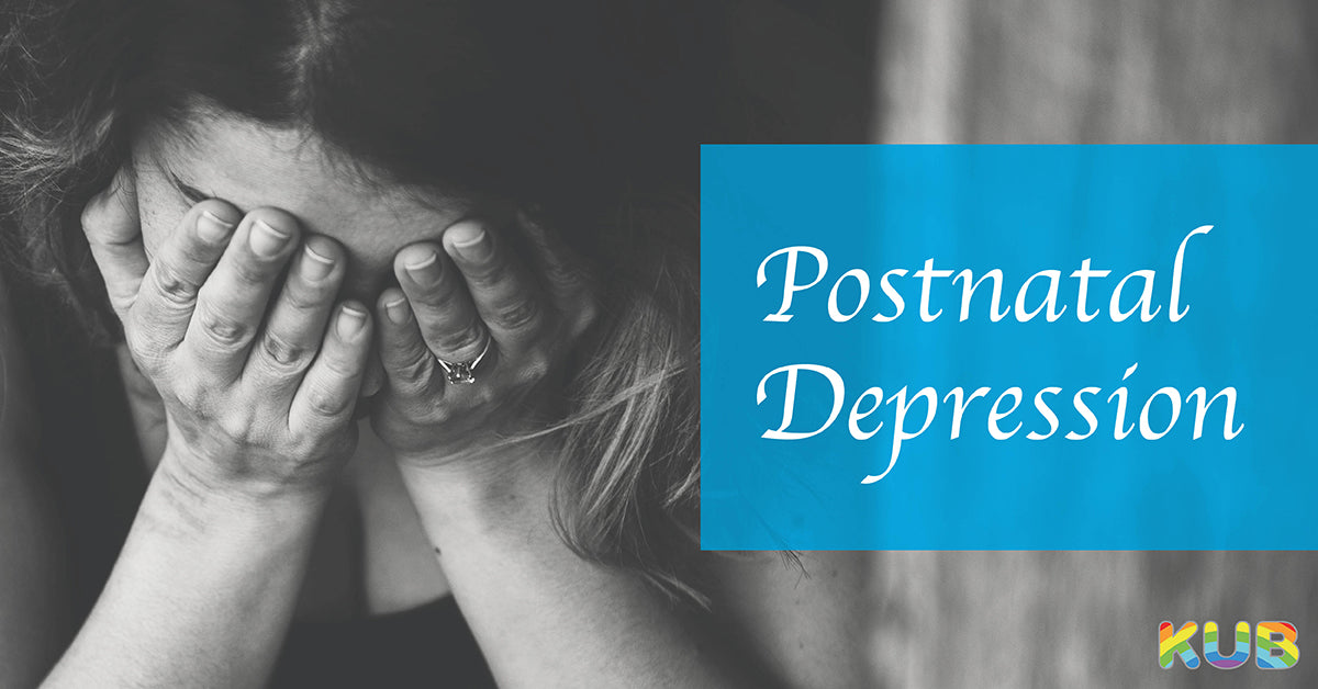 Could you or a loved one be suffering from postnatal depression….?