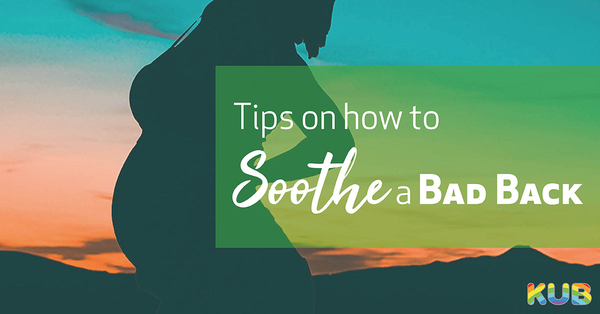 8 Tips to Soothe a Bad Back When You Are Pregnant