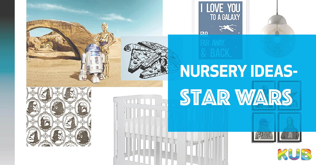 Nursery Ideas - Star Wars
