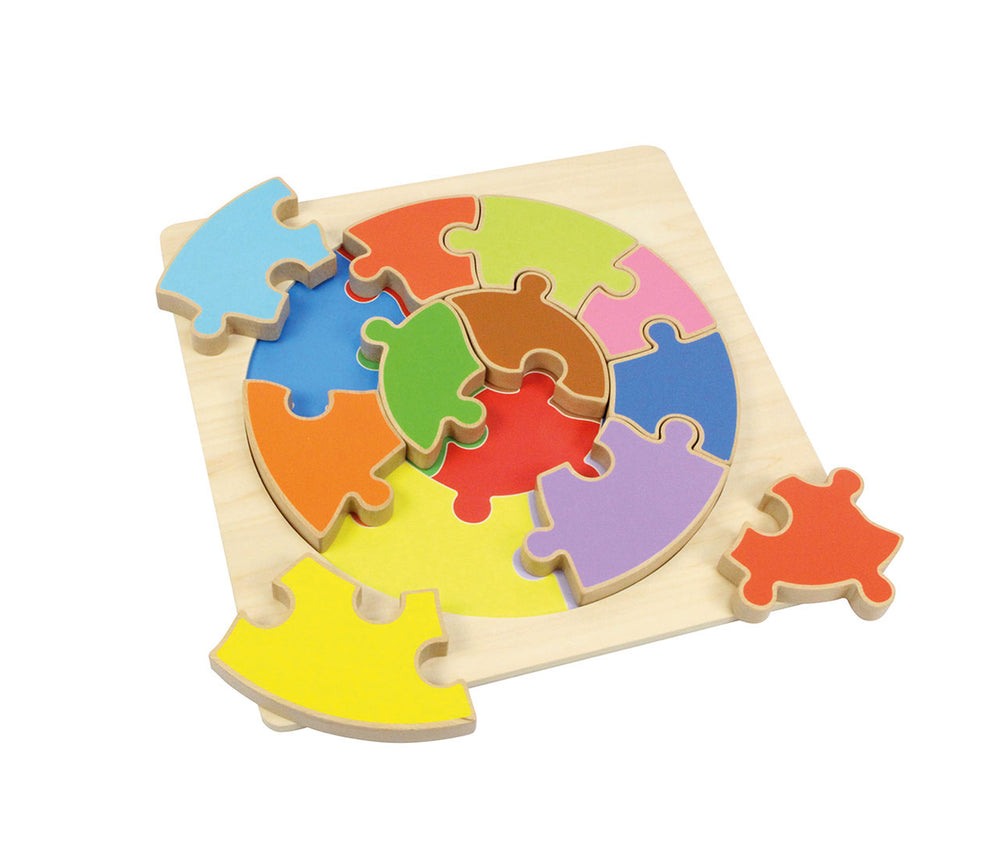 Giant Wooden Jigsaw Puzzle