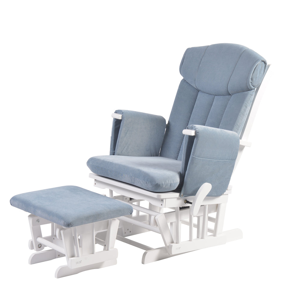 Chatsworth Nursing Chair And Footstool Kub