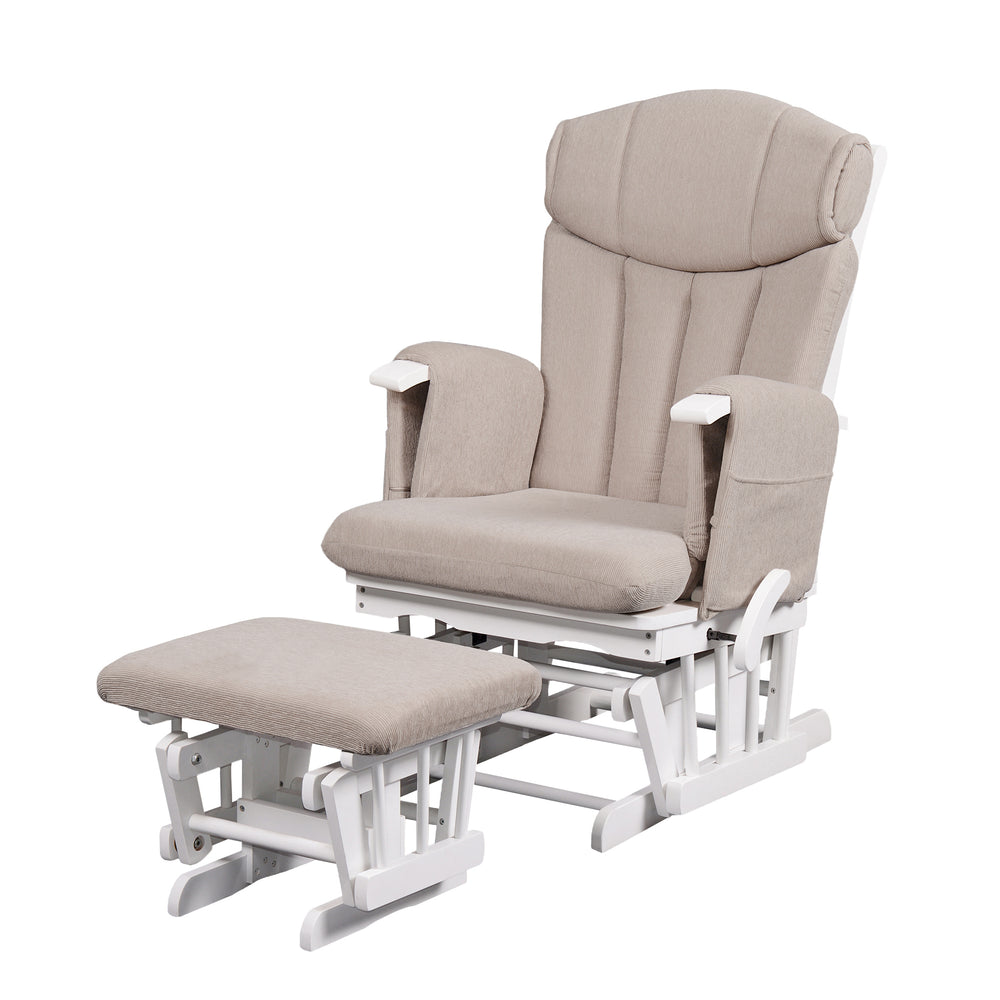 Chatsworth Nursing Chair and Footstool