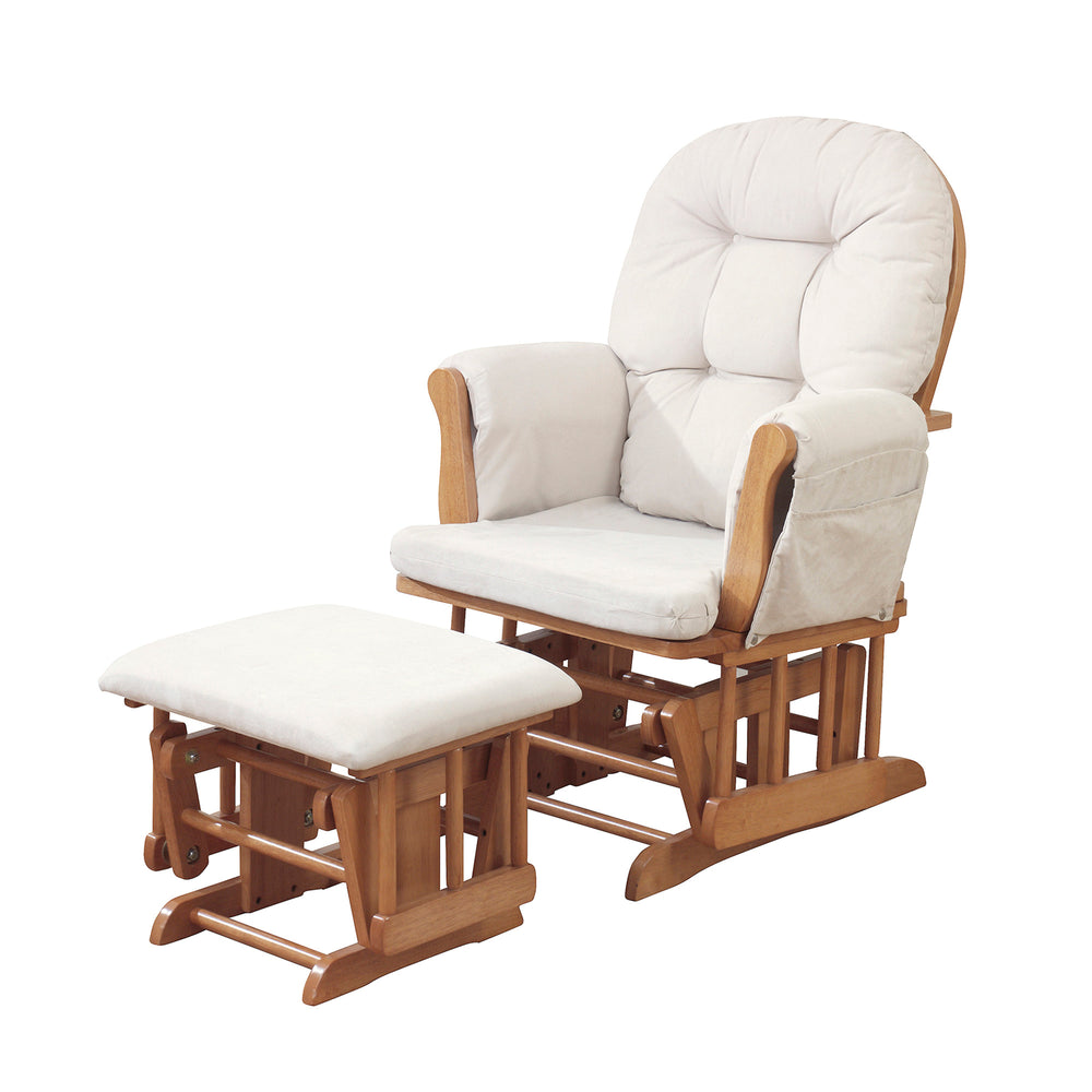 Haywood Nursing Chair and Footstool