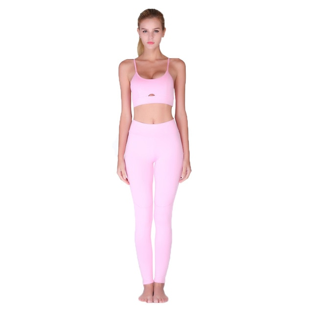 CANDY FLOSS Yoga Set - The Yogi Bum