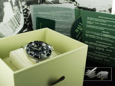 Montre Ball Automatique Engineer Hydrocarbon Ceramic XV -COSC ETA 2892