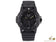 Montre à Quartz Luminox Leatherback Sea Turtle, Noir, Carbone, 39mm, 10 atm