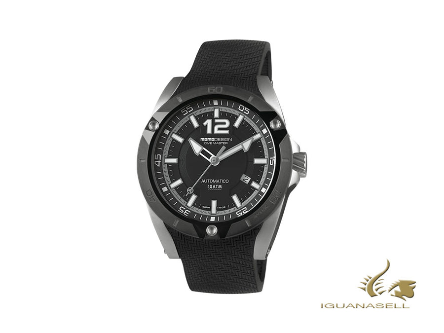 Montre Automatique Momo Design Dive Master Automatico, ETA 2824, MD283SB-31