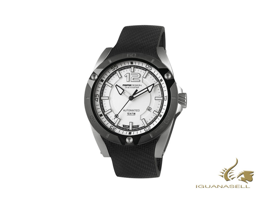 Montre Automatique Momo Design Dive Master Automatico, ETA 2824, MD283SB-41