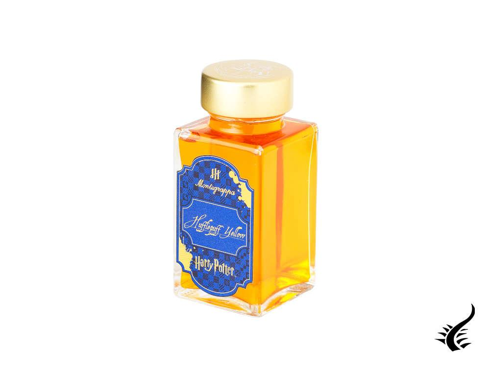 Encrier Montegrappa Harry Potter, Hufflepuff Yellow, Verre, 50ml IAHPBZIY