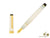 Stylo Plume Sailor Professional Gear Slim Shiki-Oriori, White Lame, Or