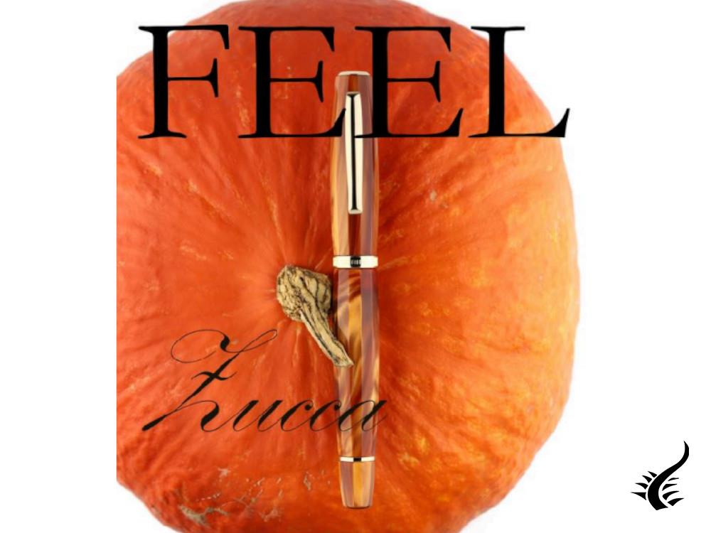 "Stylo Plume Scribo Feel ""Zucca"", Edition Limitée, FEEFP13LG1403"