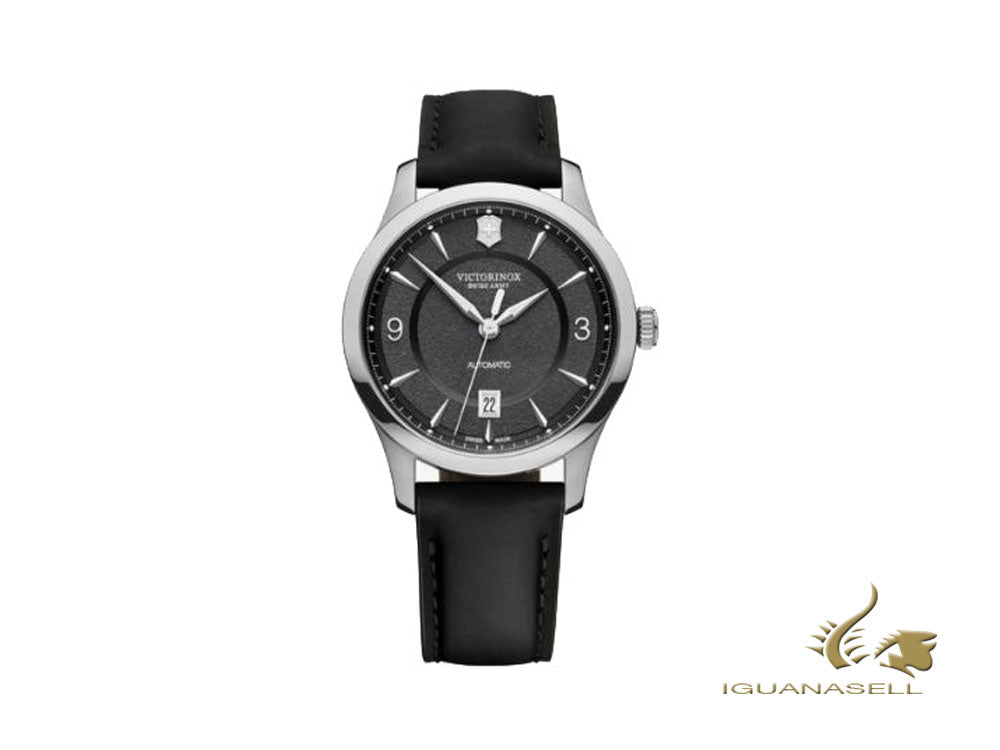 Montre Automatique Victorinox Alliance Mechanical, Noir, 40 mm, V241869
