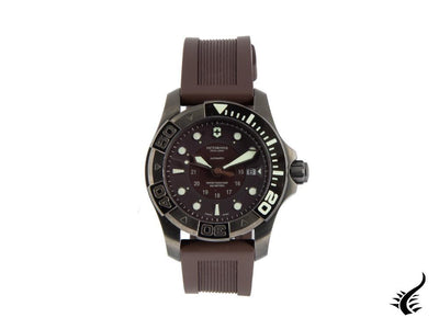 Montre Automatique Victorinox Dive Master, Marron, 43 mm, 50 atm, V241562