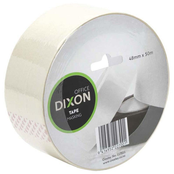 Dixon Tape Masking 48mmx50m - Office Connect