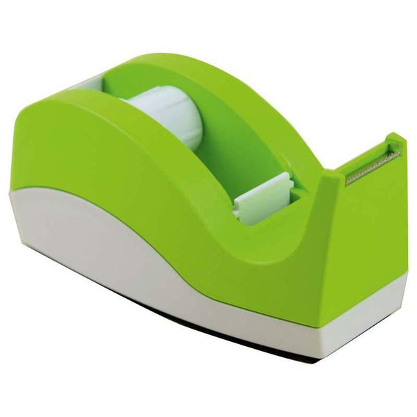Dixon Tape Dispenser Green And White Small 33m - Office Connect