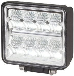 "5"" 2,272 Lumen Square LED Vehicle Floodlights - Office Connect"
