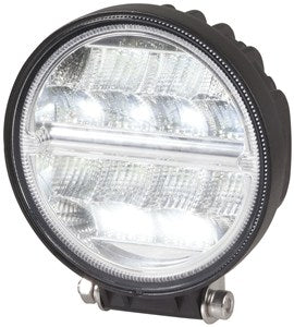 "5"" 2,272 Lumen Round LED Vehicle Floodlight - Office Connect"