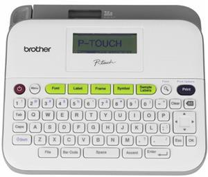 Brother PTD400 P-Touch Desktop Label Printer - Office Connect