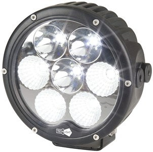 6300 Lumen 6.5 Inch Solid LED Driving Light - Office Connect