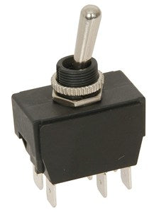 DPDT Centre Off IP56 Heavy Duty Toggle Switch