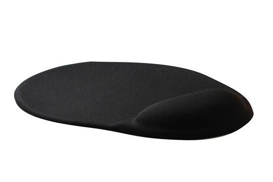 DYNAMIX Ergonomic Mouse Pad with Gel Palm Rest. Dimensions: - Office Connect