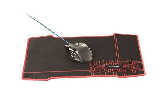 PROMATE Ergonomic Anti-Skid Pro- Gaming Mouse Pad. - Office Connect