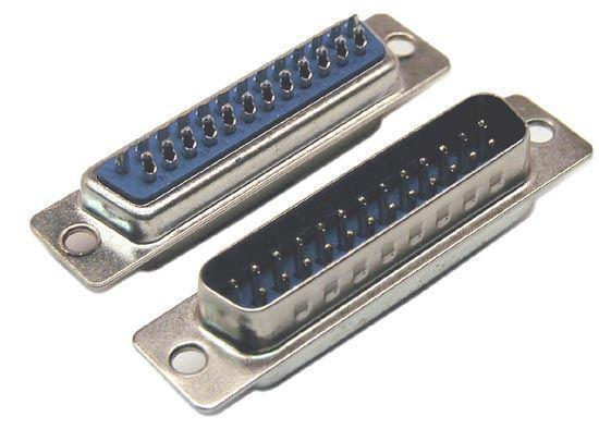 DYNAMIX Solder Connector (DB25 Male) - Office Connect