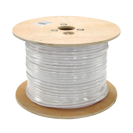 DYNAMIX 305m Cat5E STP STRANDED Shielded Cable Roll, - Office Connect