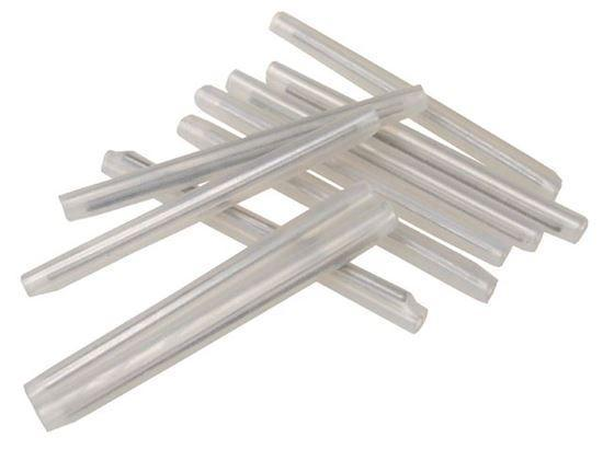 DYNAMIX 60mm 12pk Fibre Splice Protectors. Polyolefin - Office Connect
