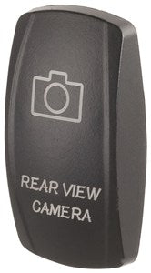 "Cover to suit SK-0910/12/14 Switches - ""Rear View Camera"""