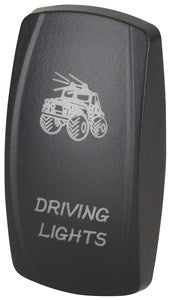 Cover to suit SK-0910/12/14 Switches, Humorous Driving Lights