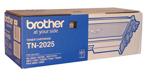 Brother TN-2025 Black Toner - Office Connect