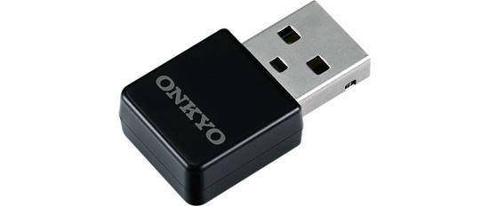 ONKYO Wireless LAN Adapter. 2.4GHz transmission frequency. - Office Connect