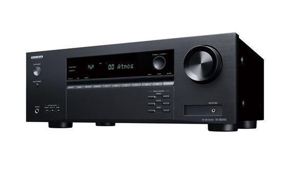 ONKYO 5.2 Channel AV Receiver 155W P/CH at 6 ohm. - Office Connect