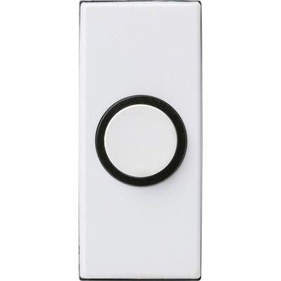 HONEYWELL Sesame Push DoorBell. Wired. IP40. Fixings - Office Connect