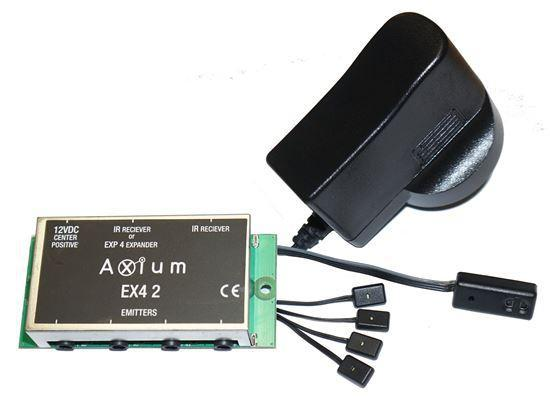 AXIUM IR Kit 42 IR Receiver. Plasma, LED, LCD, Sky/MySky - Office Connect