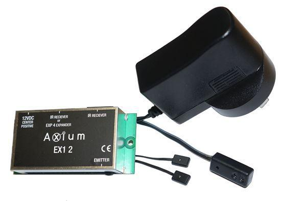 AXIUM IR Kit 12 IR Receiver. Plasma, LED, LCD, Sky/MySky - Office Connect