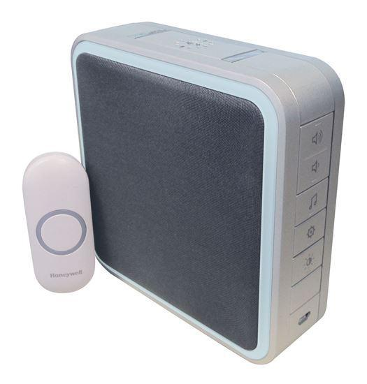 HONEYWELL Wireless Series 9 Portable Doorbell with - Office Connect
