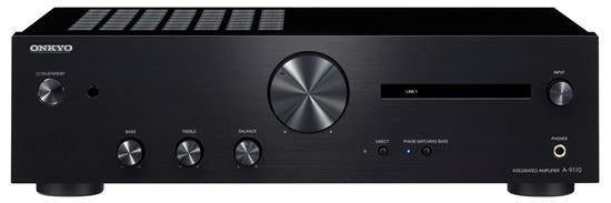 ONKYO Integrated Stereo Amplifier. 50W + 50W High - Office Connect