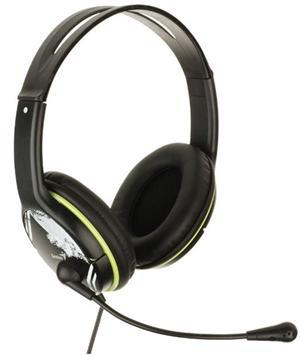 Genius HS-400A PC Headphones with Boom Mic - Office Connect