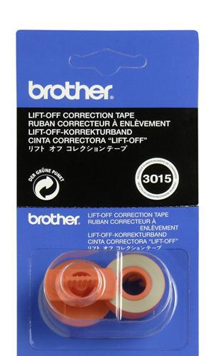 Brother 3015 Typewriter Correction Tape 5pk - Office Connect