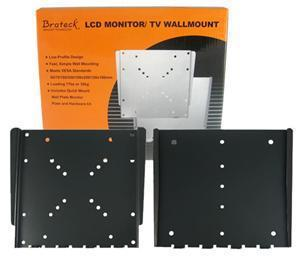 "Brateck Fixed 23-42"" LCD Wall Mount Bracket - Office Connect"