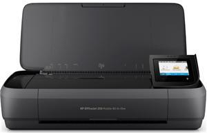 HP OfficeJet 250 Mobile Inkjet MFC Printer WiFi - Office Connect