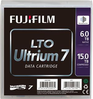 Fujifilm LTO Ultrium 7 6/15TB Tape Cartridge (Barium Ferrite) - Office Connect