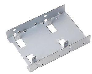 "SilverStone SDP08-LITE Single 3.5"" to 2x 2.5"" Bay - Office Connect"
